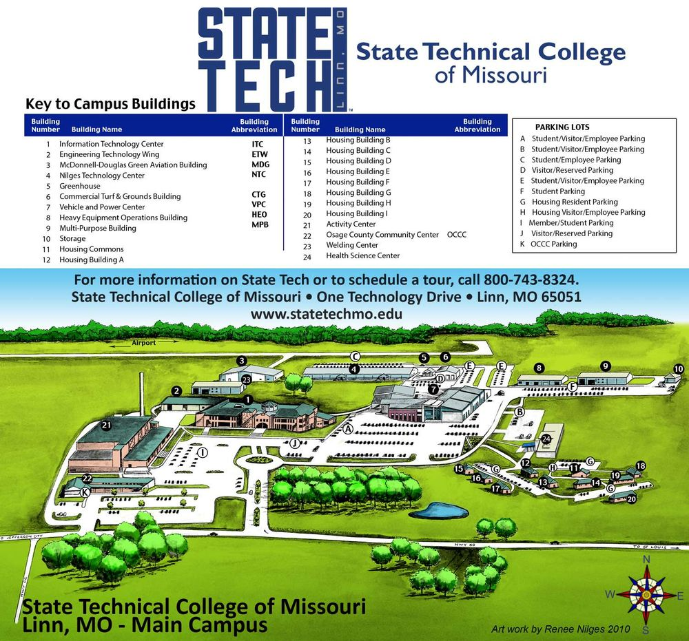 Linn Campus Map Stc Wiki